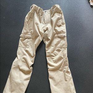 Aperture Snow pants Women Khaki Size Large